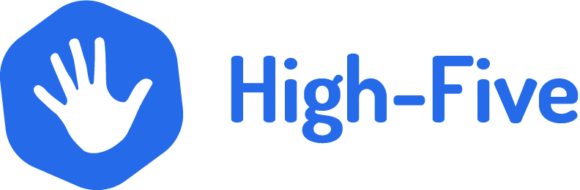 highfive-logo-text-blue
